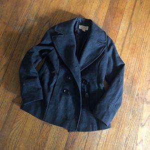 Michael Kors wool pea coat